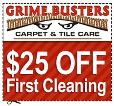 Grime Busters Coupon